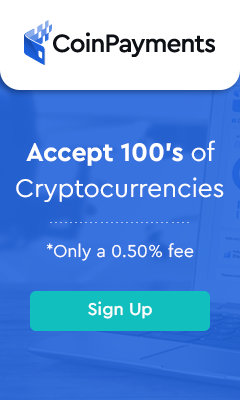 Accept Cryptocurrency