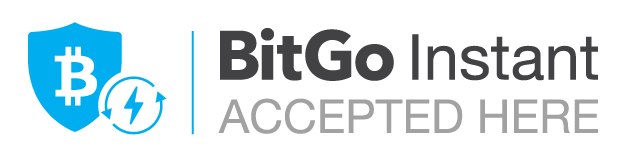 BitGo Instant Accepted Here