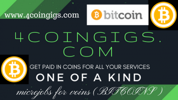 4coingigs Store Banner