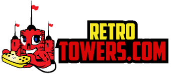 Retro Towers Store Banner